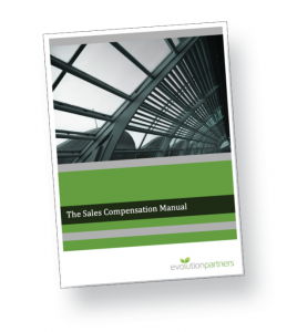 Sales Compensation Manual