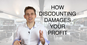 How discounting damages your profit