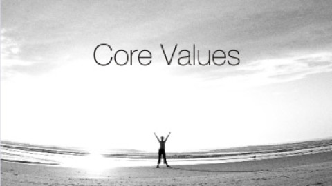 Re-creating your Core Values
