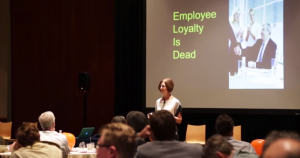 Employee Loyalty is dead