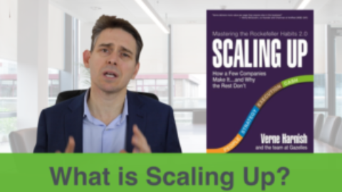 What is Scaling Up?